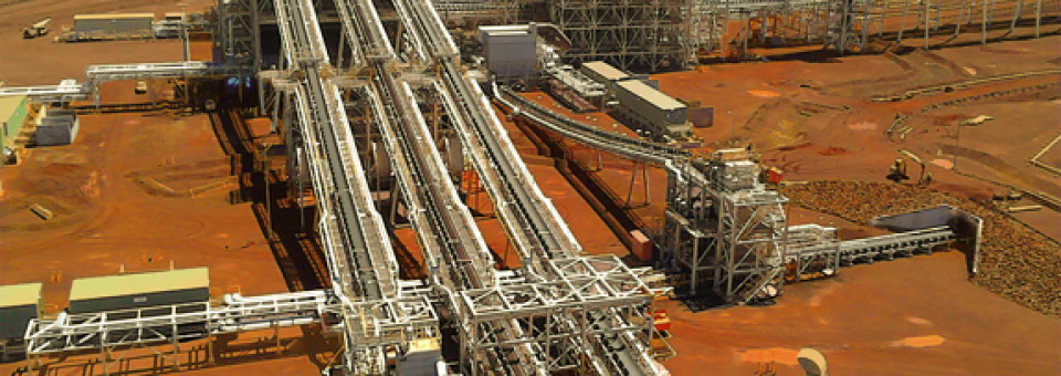 FORTESCUE METALS GROUP SOLOMON IRON ORE